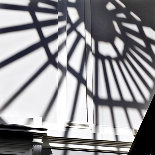 Edinburgh College of Art window