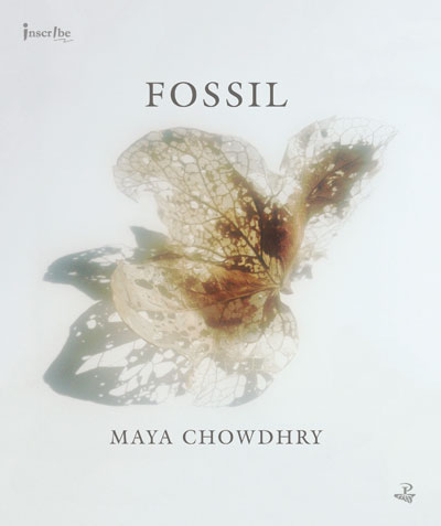 Fossil – poetry book