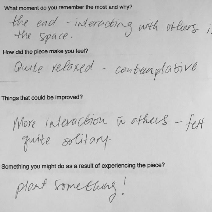 audience-feedback