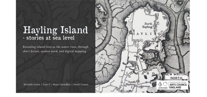 hayling island stories at sea level