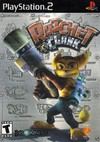 Ratchet and Clank 1 Box Art