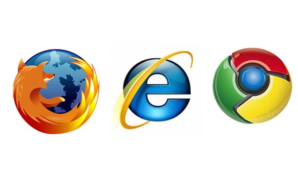 Main Browser Logos