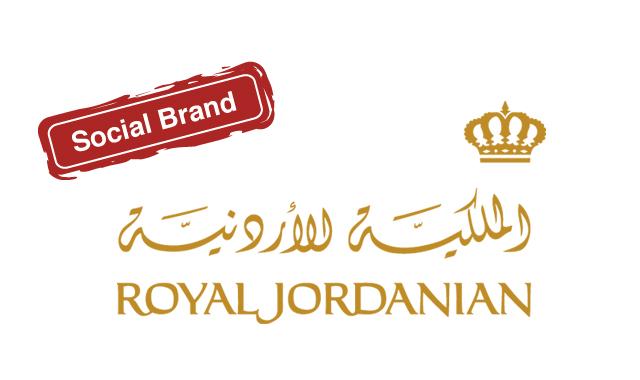 Royal Jordanian social media marketing