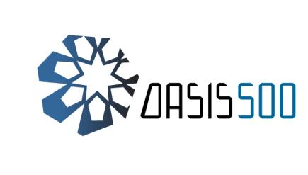 Oasis500 logo