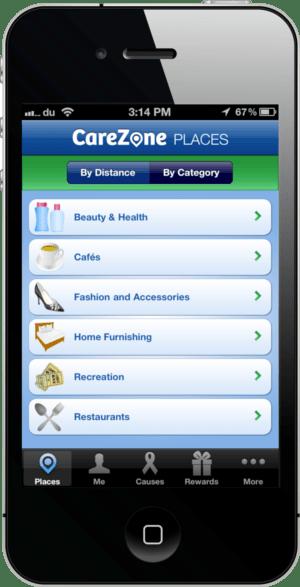 Carezone Screenshot-1
