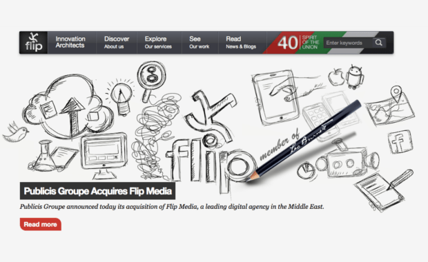 flipmedia accquired by publicis groupe