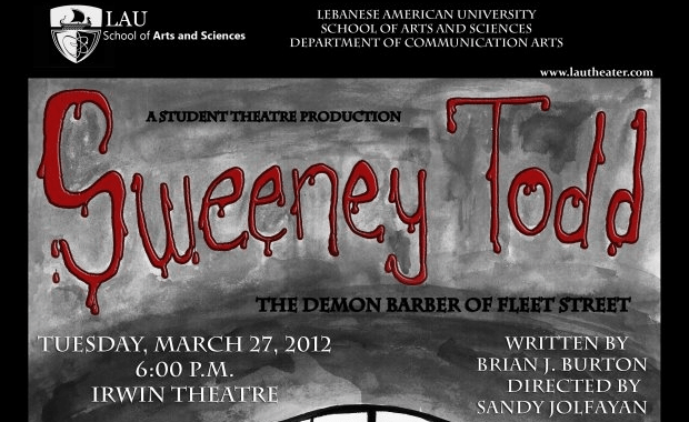 sweeny todd poster
