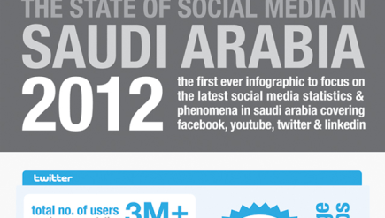 social media ksa 2012