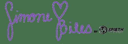 Simone Biles Signature Line by Spieth America