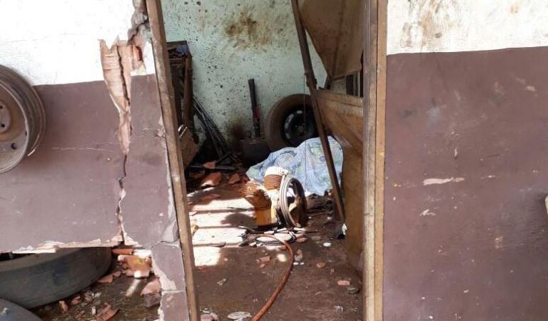 Explosão de equipamento mata homem em Cassilândia