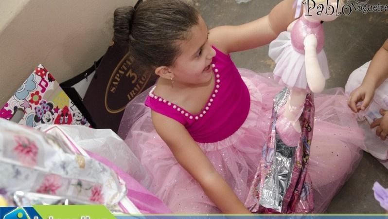 Aniversário da princesa Gabi