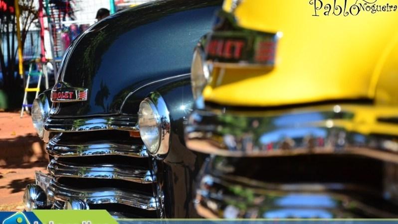 II encontro de carros antigo de Paranaíba MS