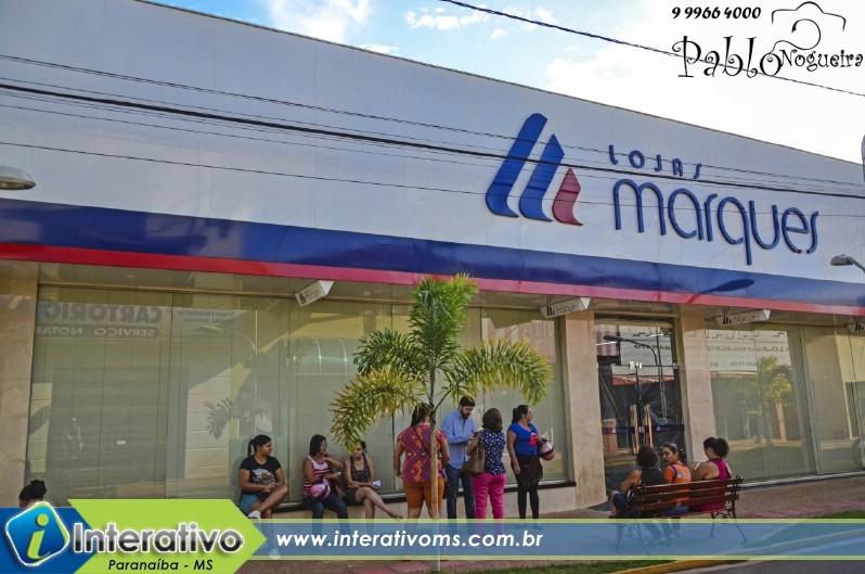Reinauguração Lojas Marques de Paranaíba MS