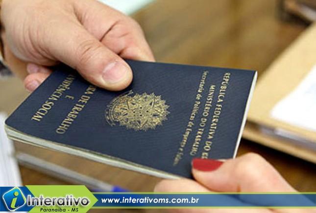 Agência oferece vagas de trabalho em Paranaíba