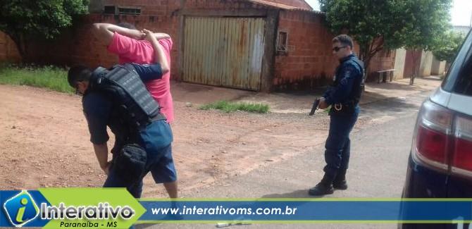PM encaminha 11 pessoas para delegacia durante o fim de semana em Paranaíba