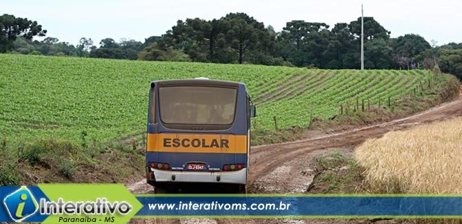 Professores da zona rural de Paranaíba podem ter salários reduzidos pelo segundo ano seguido; alunos poderão ficar sem aula