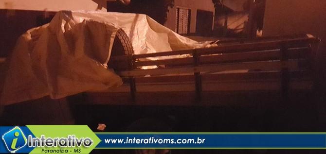 PM de Paranaíba recupera mais um veículo furtado