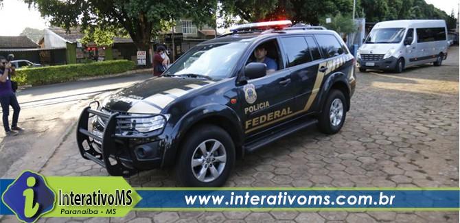 Ex-prefeito de Paranaíba é preso por ordem do STF