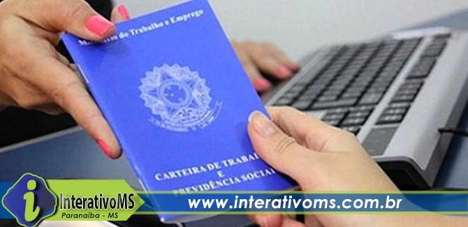 Agência de empregos oferece diversas vagas de trabalho em Paranaíba