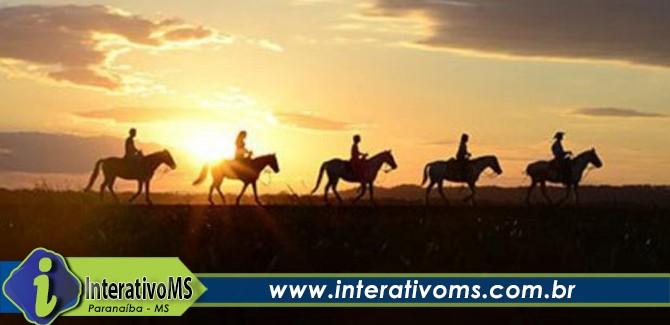 Cavalgada Caminhos de Taunay terá encerramento em Paranaíba