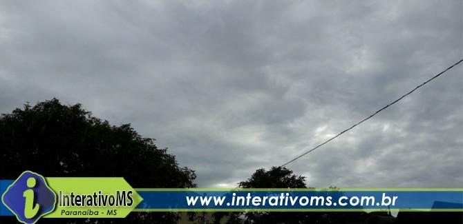 Sensação térmica chega a 14 graus em Paranaíba