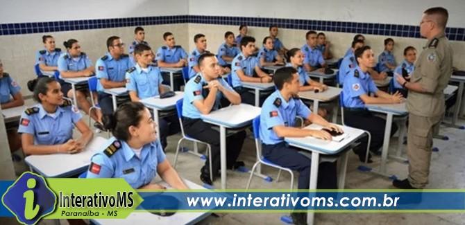 Paranaíba deverá ter escola Militar em 2019