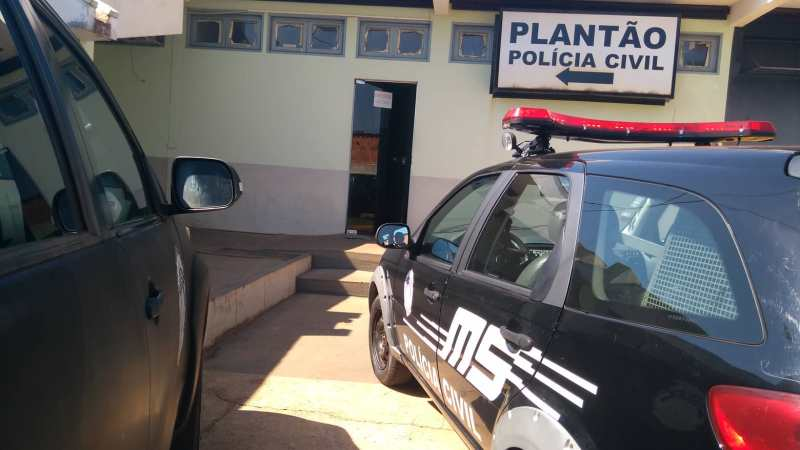 Polícia Civil prende suspeito de furtos em residências em Paranaíba
