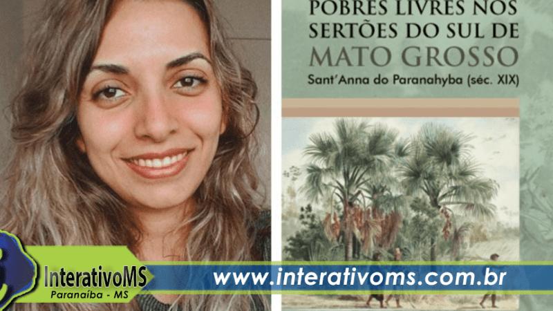 Professora publica livro sobre Paranaíba no século XIX