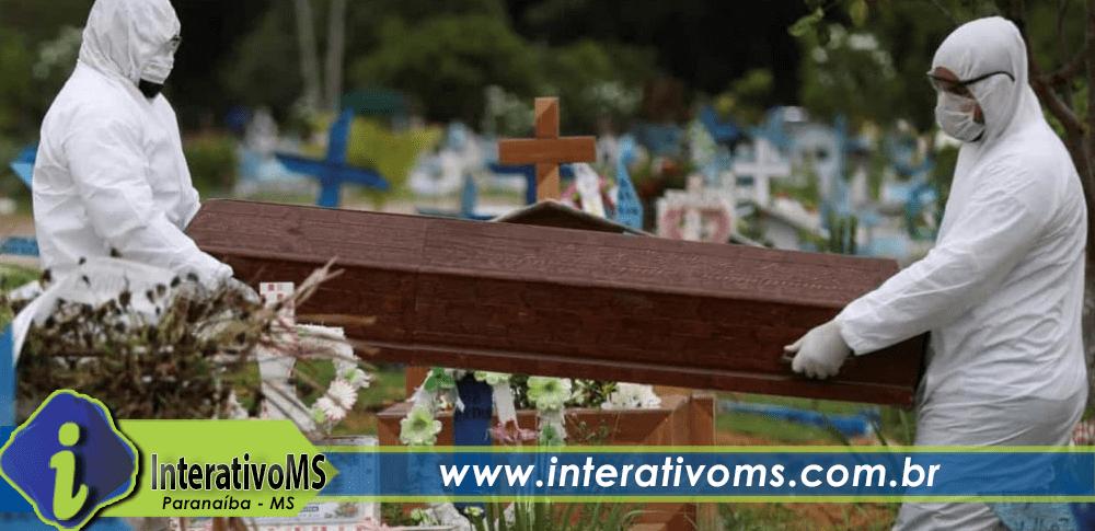 Paranaíba chega a 14 mortes por Covid-19