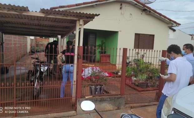 Polícia Civil divulga detalhes de assassinato no centro de Paranaíba