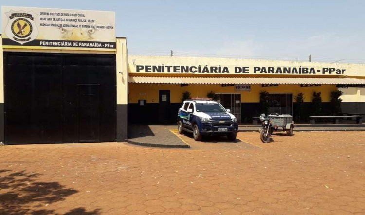 Detento é espancado e morto estrangulado em Paranaíba