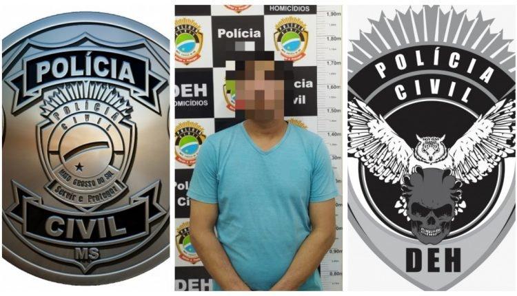 Condenado a 12 anos pelo estupro da sobrinha é preso