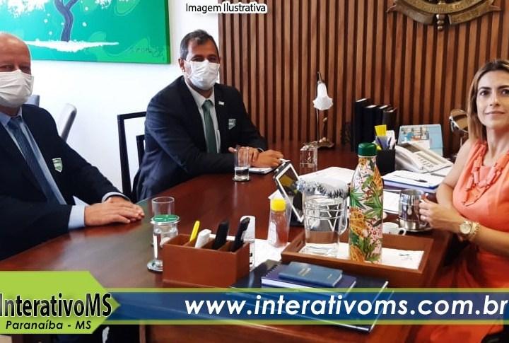 Apoio da senadora Soraya Thronicke viabiliza imóvel da União para Núcleo de Práticas Jurídicas da UEMS em Paranaíba