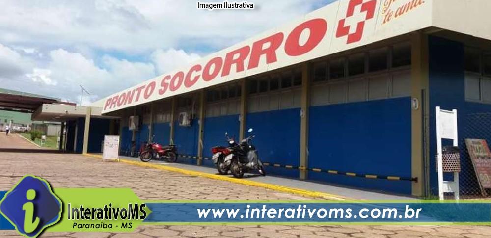 Lotação e falta de oxigênio da Santa Casa preocupam em Paranaíba
