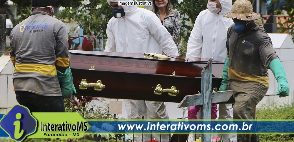 Mulher é 55ª pessoa a perder a vida por covid-19 em Paranaíba