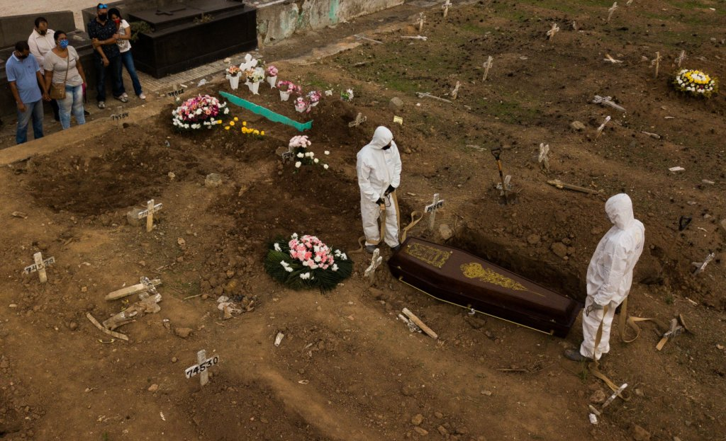 Idoso e mulher de 37 anos perdem a vida para Covid-19 em Paranaíba