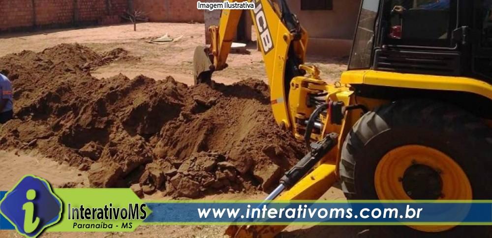 Sanesul investe na ampliação de esgotamento sanitário em Paranaíba