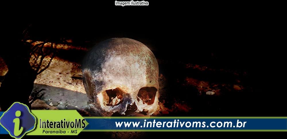 Pai de Santo fala sobre crânio deixado em frente de casa no Industrial de Lourdes