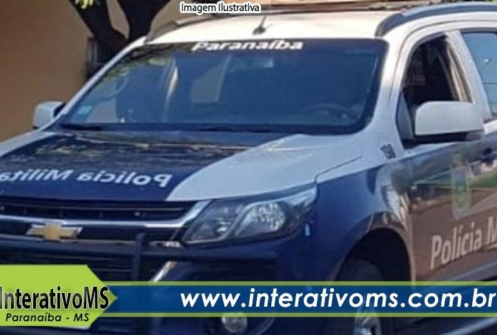 PM prende casal suspeito de tráfico no Paineiras