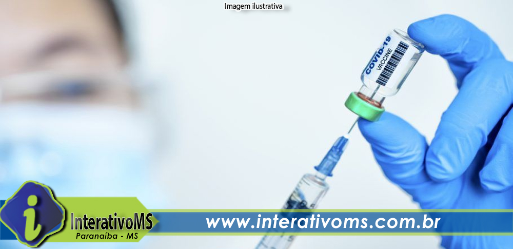 Com mais de 28 mil doses de vacinas recebidas; Paranaíba começa a vacinar pessoas com 38 anos ou mais nesta sexta-feira