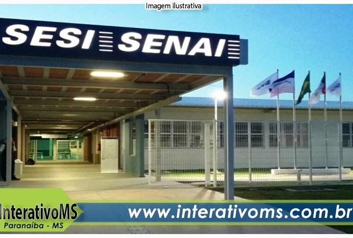 Paranaíba terá um Centro Integrado SESI SENAI