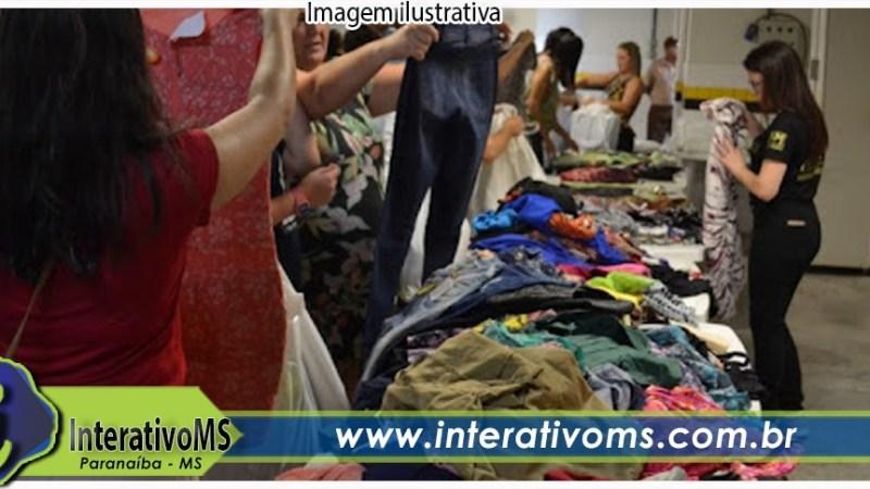 Bazar Solidário busca arrecadar fundos para a causa animal em Paranaíba