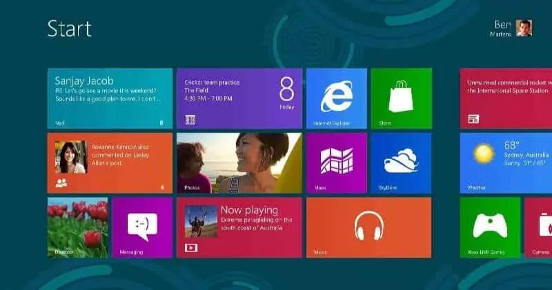 Windows 8 Kullananlar İçin 6 Gizli Özellik (2/2)