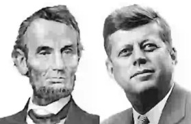 abraham lincoln ve john f kennedy