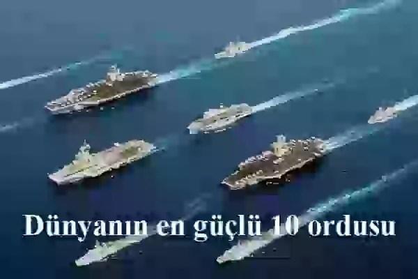 Dünyanın en güçlü 10 ordusu - brezilya