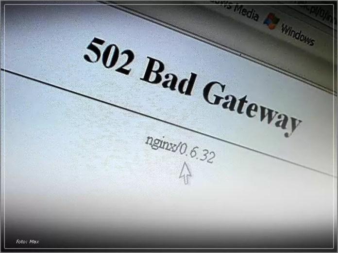 502 Bad Gateway Hatası Nedir
