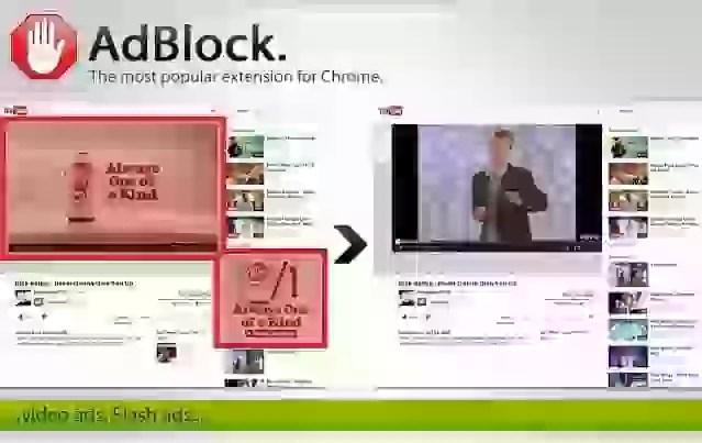 Adblock Youtube reklam engelleme