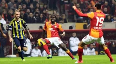 Galatasaray - Fenerbahçe maçlarında en fazla görülen maç sonucu