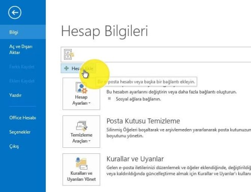 Yandex Pop3 Outlook Mail Kurma