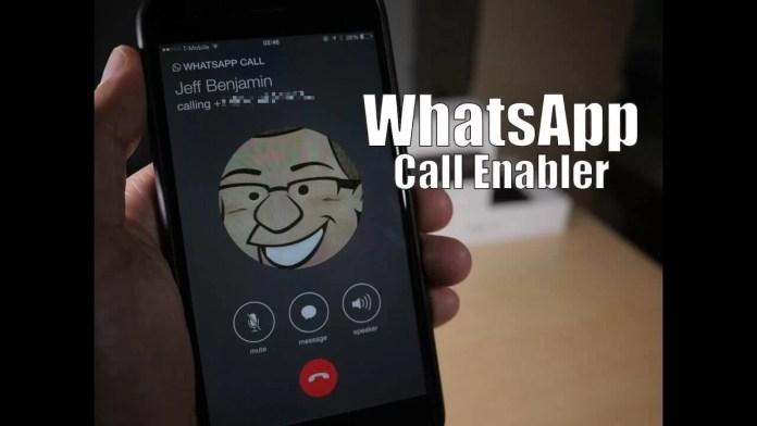 iPhone'da WhatsApp sesli arama nasıl etkinleştirilir?